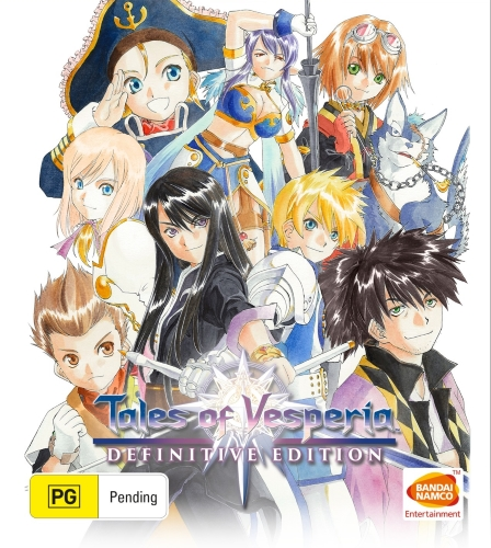 Tales of Vesperia: Definitive Edition (2019) | RePack от xatab
